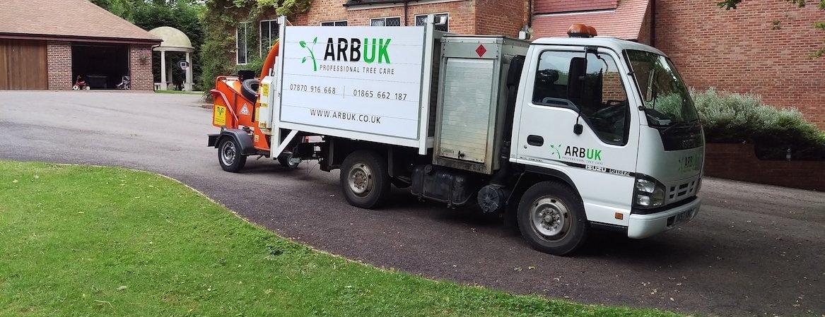 ARB UK van